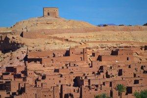 Excursión a Ait Benhaddou, Ouarzazate y sus Kasbahs un día