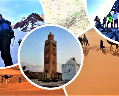Montaña y desierto 5 días – tu viaje a tu medida con flexibilidad
