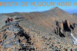 Ascensión al MGoun