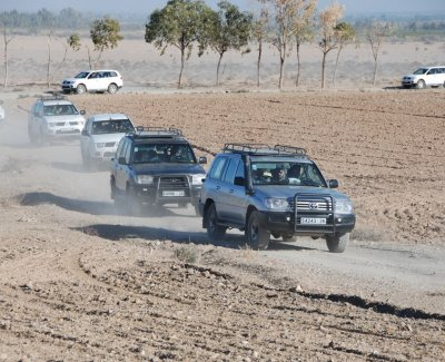 Cerca de Marrakech se encuentra el desierto de Agafay en 1 día