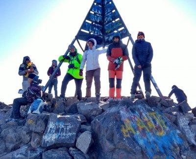 Trekking al Toubkal Semana Santa apúntate al Grupo