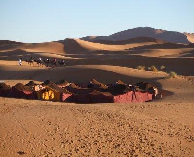 Fez Merzouga un viaje deferente Huellas romanas y árabes