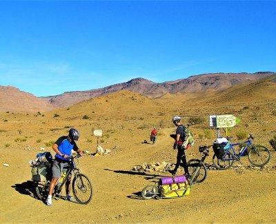 Marruecos en Bicicleta - 6 días de historias, cada etapa única