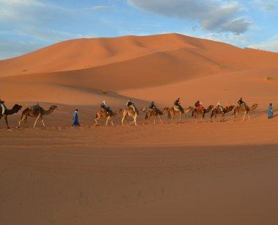 Ruta en 4x4 al Sur de Marruecos – 5 días Marrakech Dades Merzouga Ouarzazate