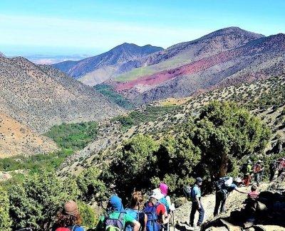 Trekking por los pueblos Bereberes – Vive esta experiencia