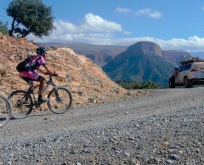 Montain Bike en Marruecos, 8 días para los amantes de BTT