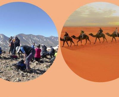 El Sur de Marruecos en 4x4 más Senderismo 6 días de viajes