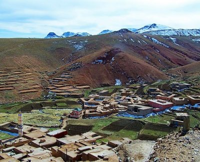Senderismo al Monte Sirwa – Siroua en 6 días