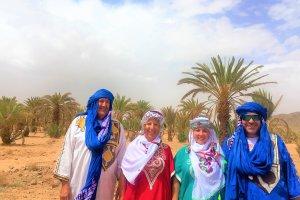 Marrakech y sus Palmeras, excursión al Palmeral de Marrakech