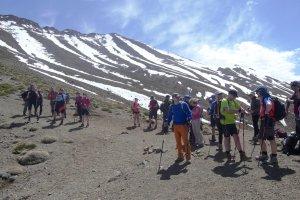 Trekking al Alto Atlas 4 días