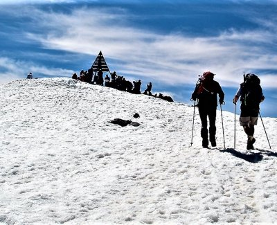 Parque Nacional de Toubkal