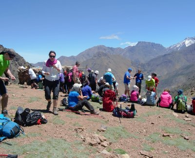 Gran Trekking por el Alto Atlas, 8 días de Trekking