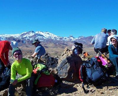 Trekking al Jbel Siroua 5 días – Sirwa un paisaje deferente